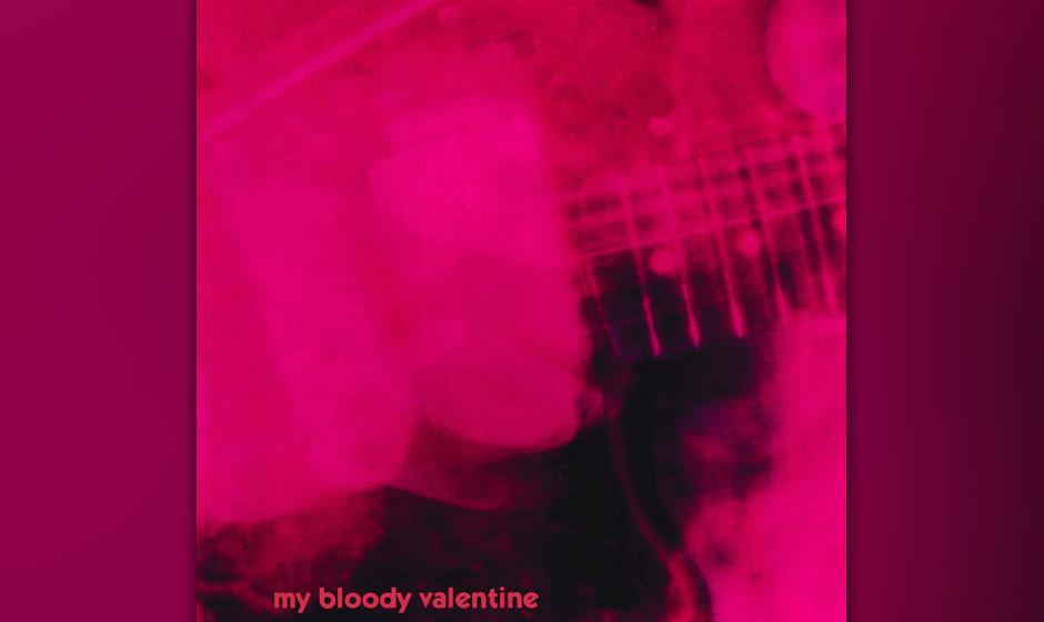221. Loveless: My Bloody Valentine 1991. Das vierte Album erwies sich als Meilenstein der Shoegazer-Szene. Die flirrenden Git