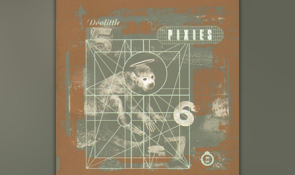 "227. Doolittle: Pixies 1989. Kurt Cobain gab gerne zu, dass er sich die Laut-Leise-Dynamik, die u.a. ""Smells Like Teen Spir"