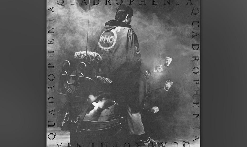 267. Quadrophenia: The Who 1973. Es war das Album, das Vespas, Parkas und Popper mit einem Schlag wieder hip machte. Pete Tow
