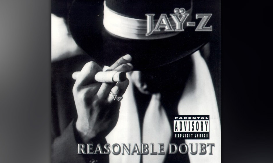 """250. Reasonable Doubt: Jay-Z 1996. """"Das Studio war für mich die Couch des Psychiaters"""", gestand Jay-Z dem ROLLING STONE"""