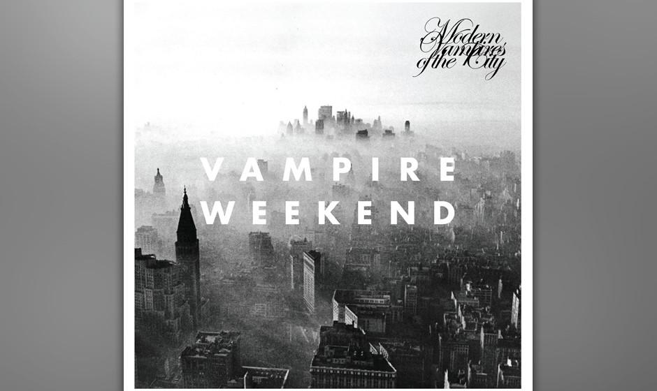 Modern Vampires of the City by Vampire Weekend.