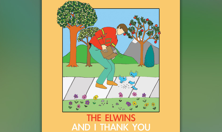 The Elwins - AND I THANK YOU