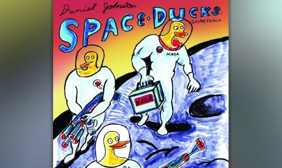 Daniel Johnston - SPACE DUCKS