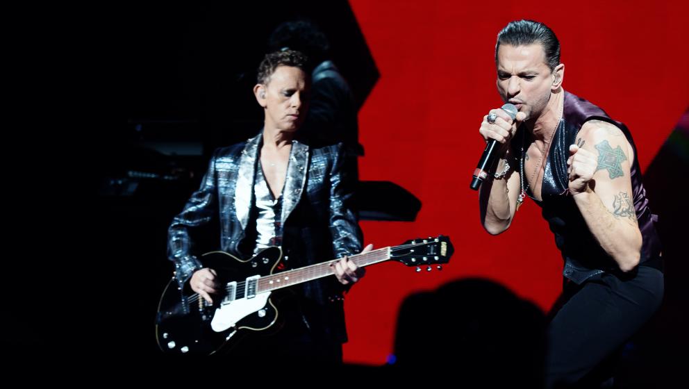 Depeche Mode, O2 World Berlin am 25.11.2013