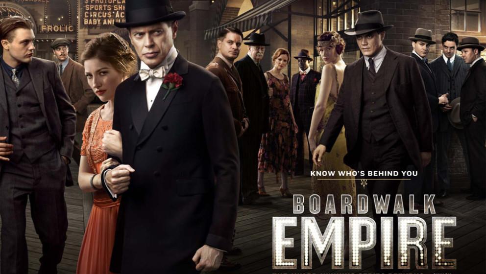 """'Boardwalk Empire' Von Kurt Sutter (Erfinder und Produzent von """"Sons Of Anarchy"""") Als Jersey-Boy habe ich meine Jugend au"""