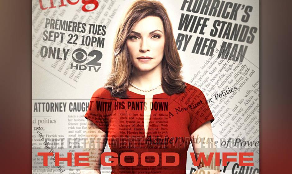 Ein Warren-Zevon-Song macht das Drama bei 'The Good Wife' noch dramatischer.