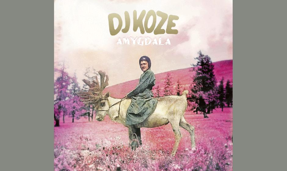 04. DJ Koze - Amygdala
