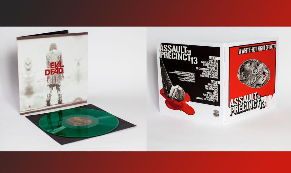 10. Platz 10 - Death Waltz Recordings Empfehlung des Kollegen Niasseri. Death Waltz Recordings veröffentlichen alte (und neu