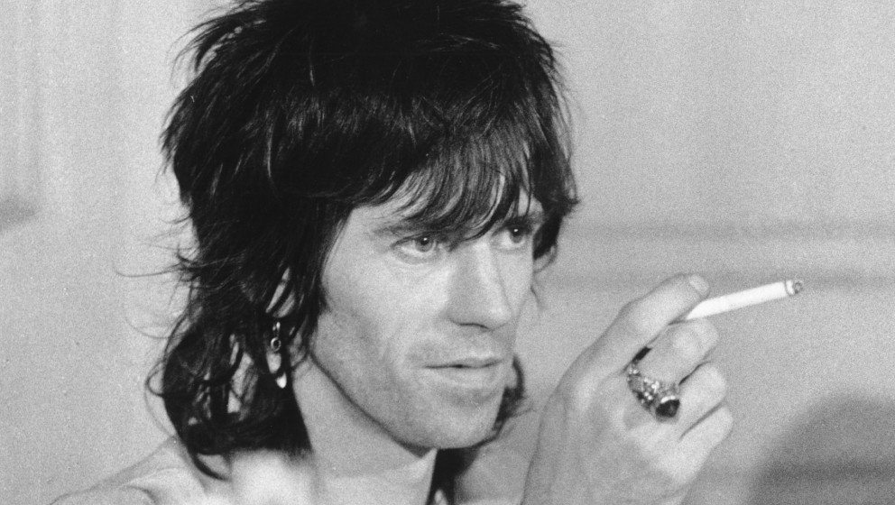 UNSPECIFIED - CIRCA 1970:  Photo of Keith Richards  (Photo by Robert Altman/Michael Ochs Archives/Getty Images)
