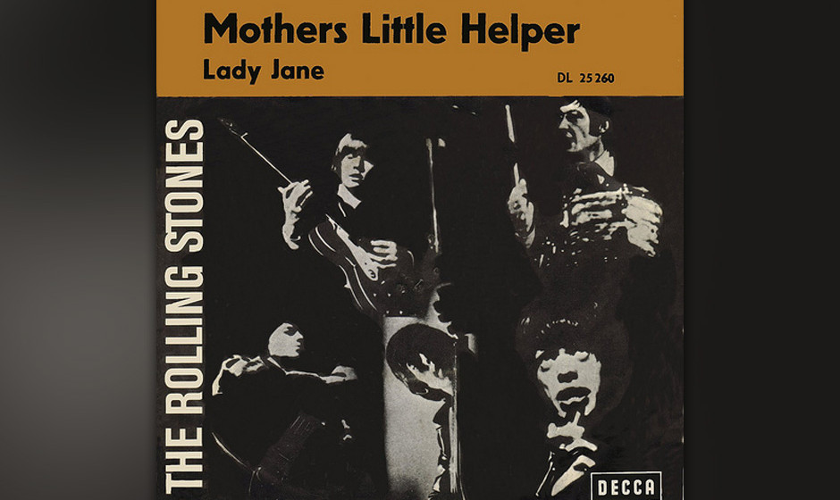 96. 'Mother's Little Helper' ('Aftermath', 1966)