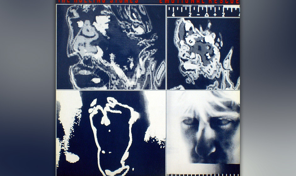 98. 'Let Me Go' ('Emotional Rescue'), 1980
