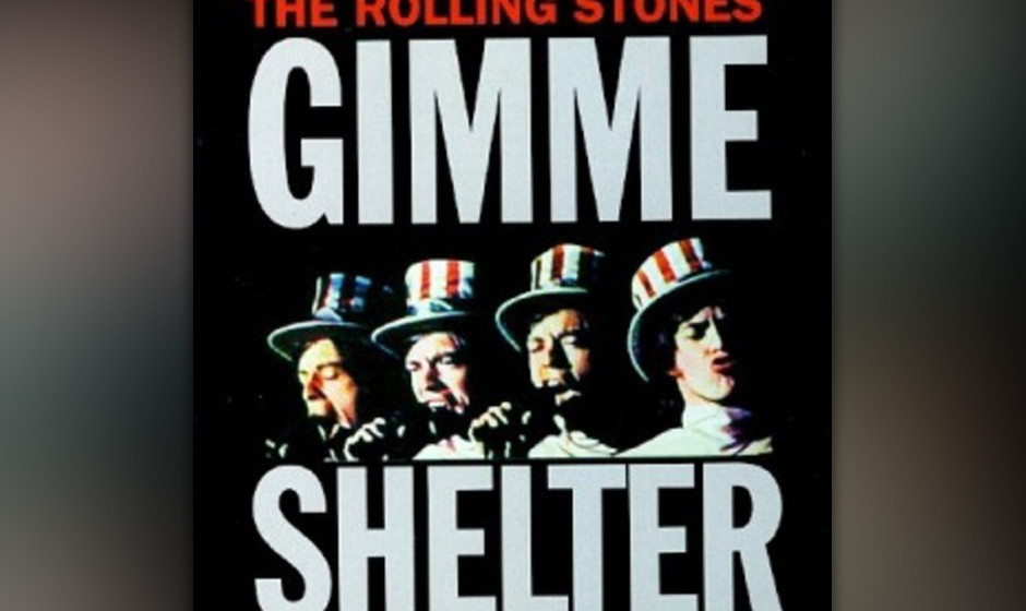 1. 'Gimme Shelter' ('Let It Bleed', 1969)