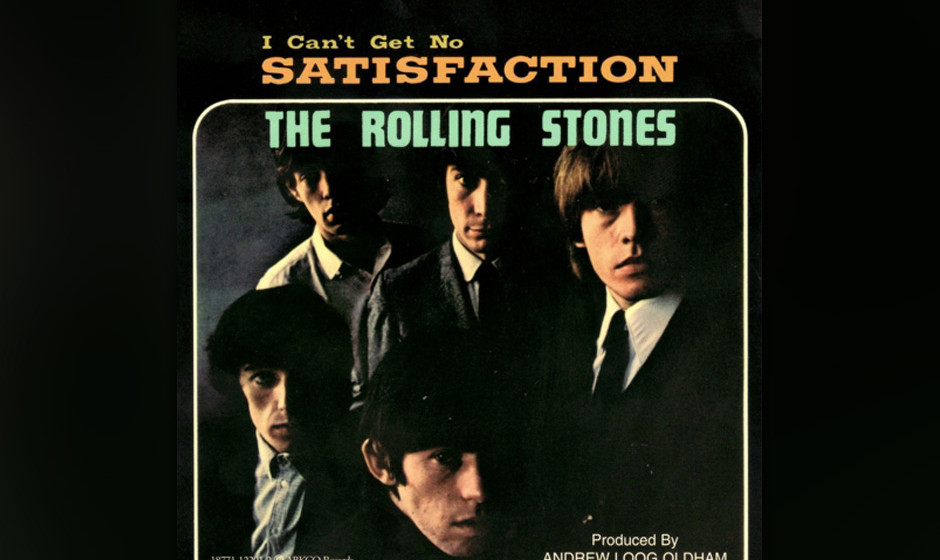 2. '(I Can't Get No) Satisfaction' ('Big Hits (High Tide And Green Grass', 1966)