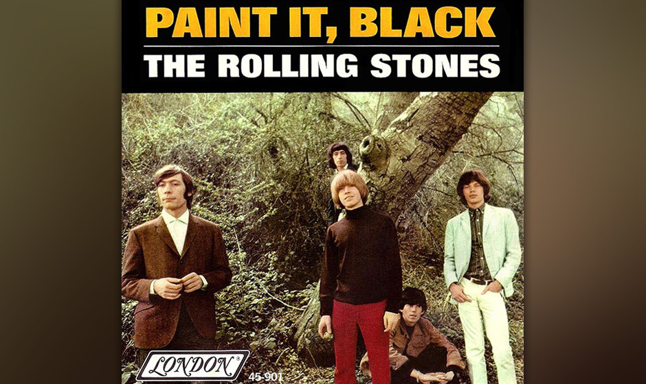 6. 'Paint It, Black' ('Aftermath', 1966)