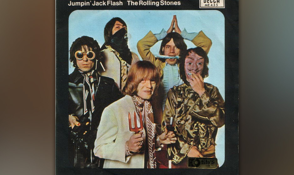 7. 'Jumpin' Jack Flash'  ('Through the Past, Darkly', 1969)