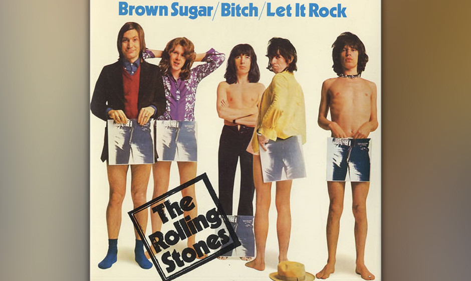 8. 'Brown Sugar' ('Sticky Fingers', 1971)