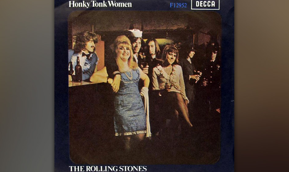 11. 'Honky Tonk Women' ('Through The Past, Darkly', 1969)