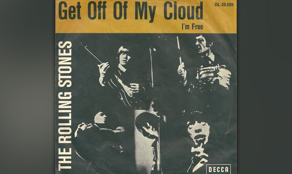 12. 'Get Off Of My Cloud' ('December's Children (And Everybody's)', 1965)