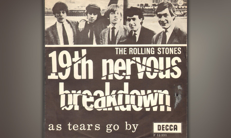 18. '19th Nervous Breakdown' ('Aftermath', 1966)