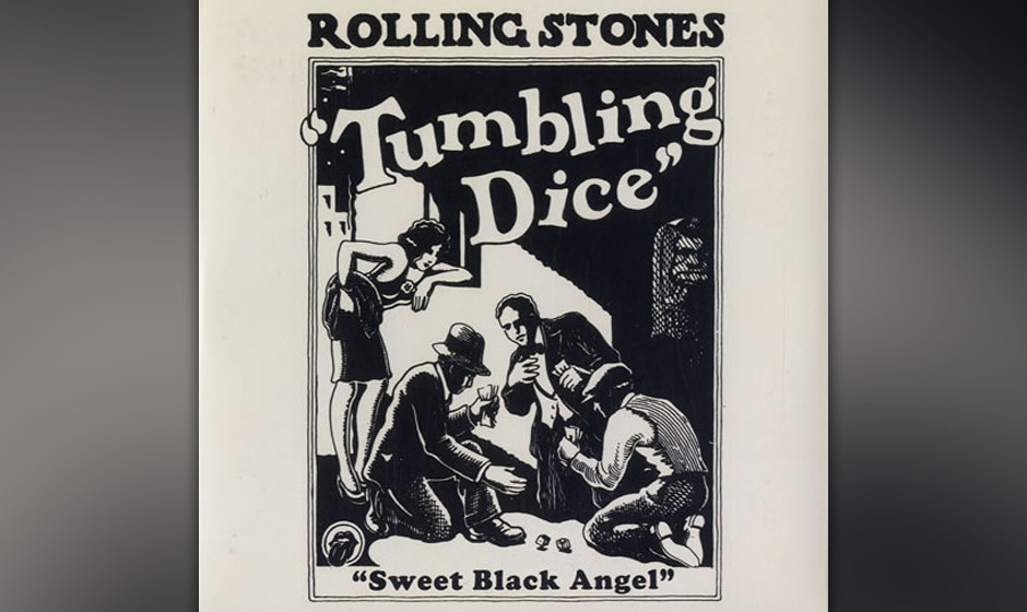 24. 'Tumbling Dice' ('Exile On Main St.', 1972)