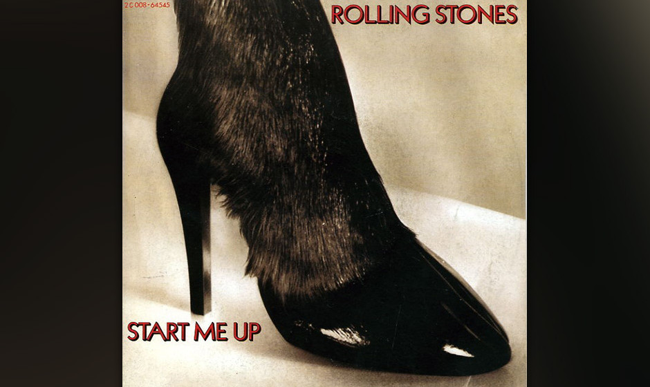 29. 'Start Me Up' ('Tattoo You', 1981)