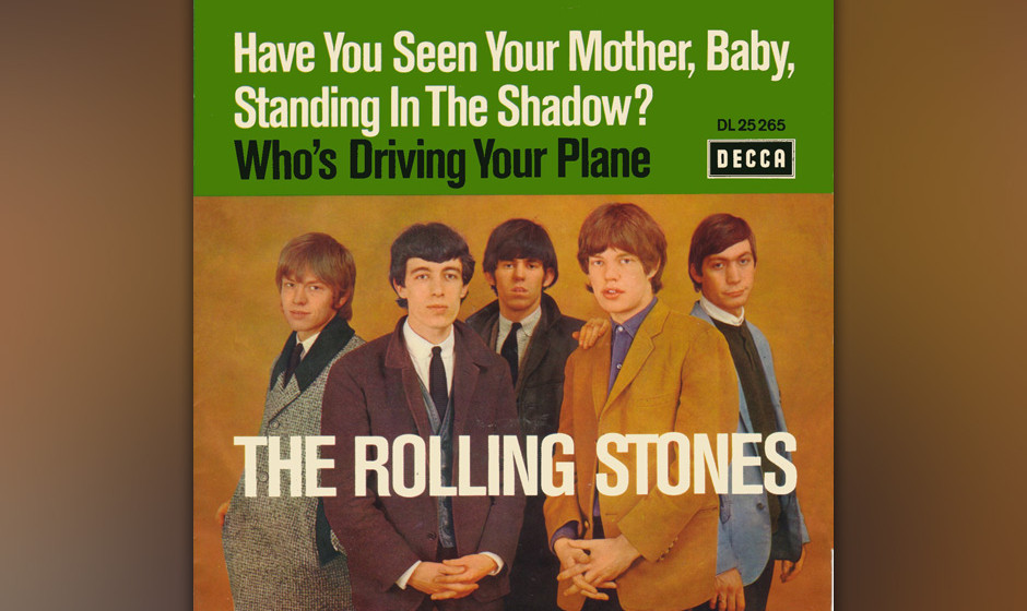 33. 'Have You Seen Your Mother, Baby ...?' ('Big Hits (High Tide And Green Grass)', 1966)