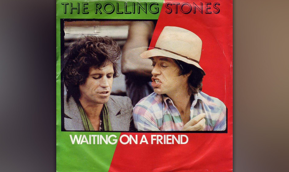 34. 'Waiting On A Friend' ('Tattoo You', 1981)