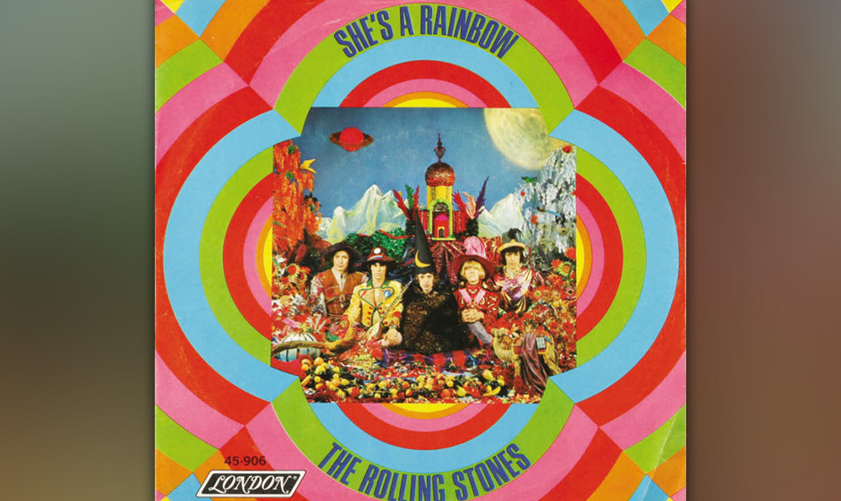 42. 'She's A Rainbow' ('Their Satanic Majesties Request', 1967)