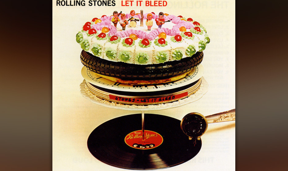 58. 'Live With Me' ('Let It Bleed', 1969)