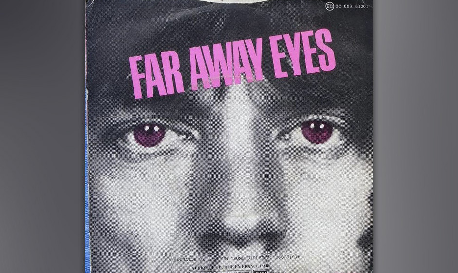 73. 'Far Away Eyes' ('Some Girls', 1978)