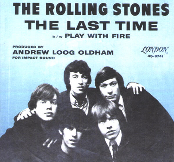 23. 'The Last Time' ('Out Of Our Heads', 1965)