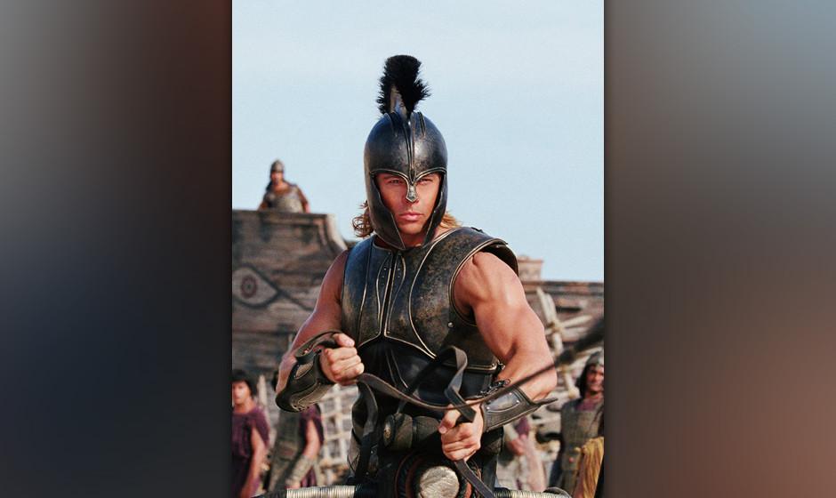 10. Troy (2004). Der perfekteste Krieger der Geschichte, Achilles, erfährt in Pitts Darstellung eine Seite, die man mit der