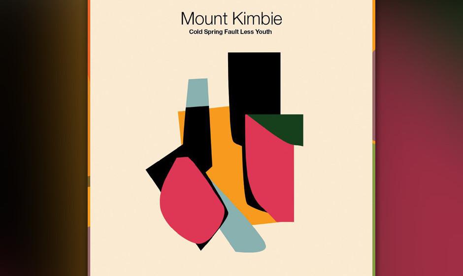 """25. Mount Kimbie - """"Cold Spring Fault Less Youth"""". Dominic Maker und Kai Campos kommen von der britischen Südküste, ihr"""