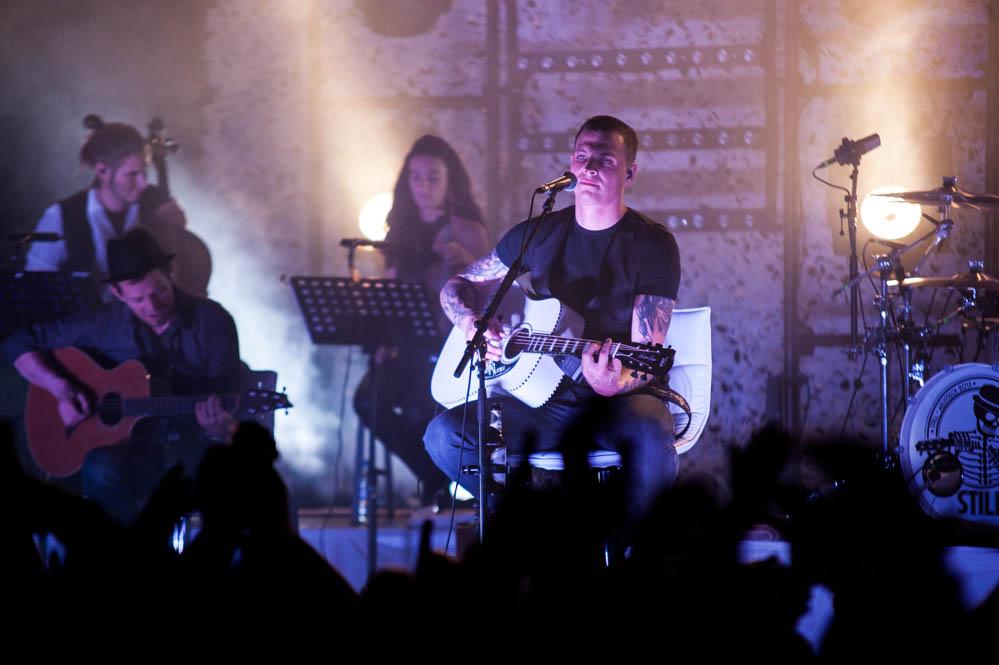 Frei.Wild live auf Akustiktour, 27.11.2013, Oberhausen