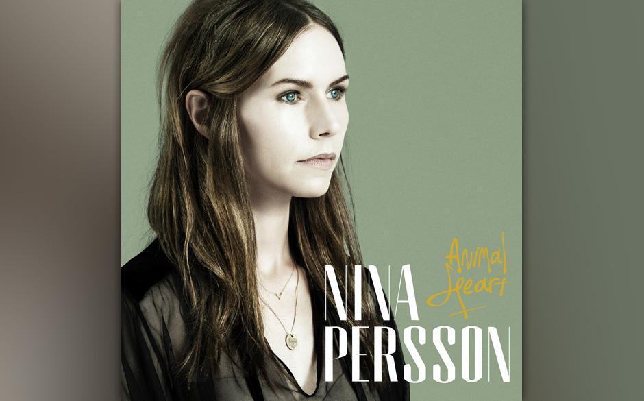 Nina Persson - 'Animal Heart'. Das erste Solo-Album der Cardigans-Sängerin unter ihrem Namen bringt Nina Perrson mit 'Animal