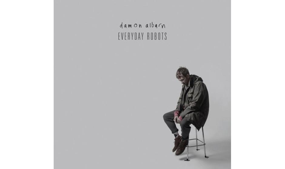 Damon Albarn; Everyday Robots. 28. April