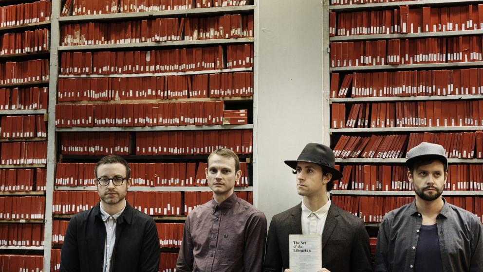 Maxïmo Park – 'Too Much Information'. Erscheinungstermin: 31. Januar 2014