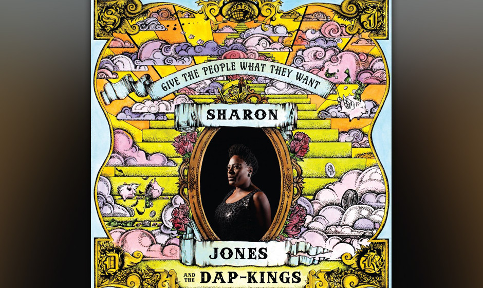 Give the People What They Want by Sharon Jones and the Dap-Kings.