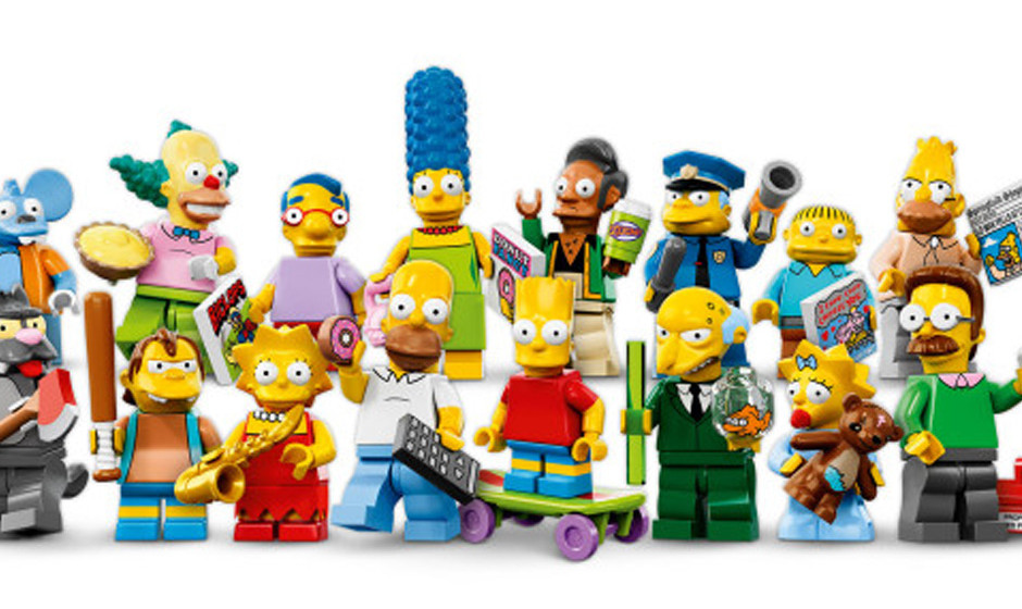 Die Simpsons-Figuren
