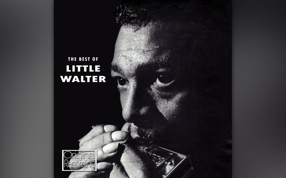 198. Little Walter - The Best Of, 1957 Er quälte seine Mundharmonika wie sonst nur die Bop-Saxofonisten, die er verehrte, ih