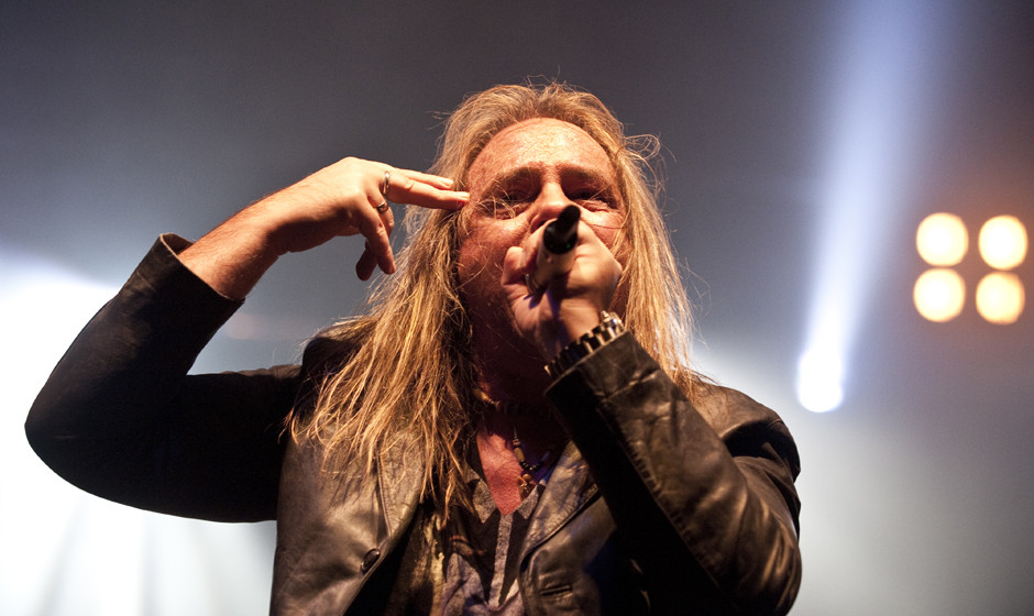 Helloween live, 16.11.2013, METAL HAMMER PARADISE