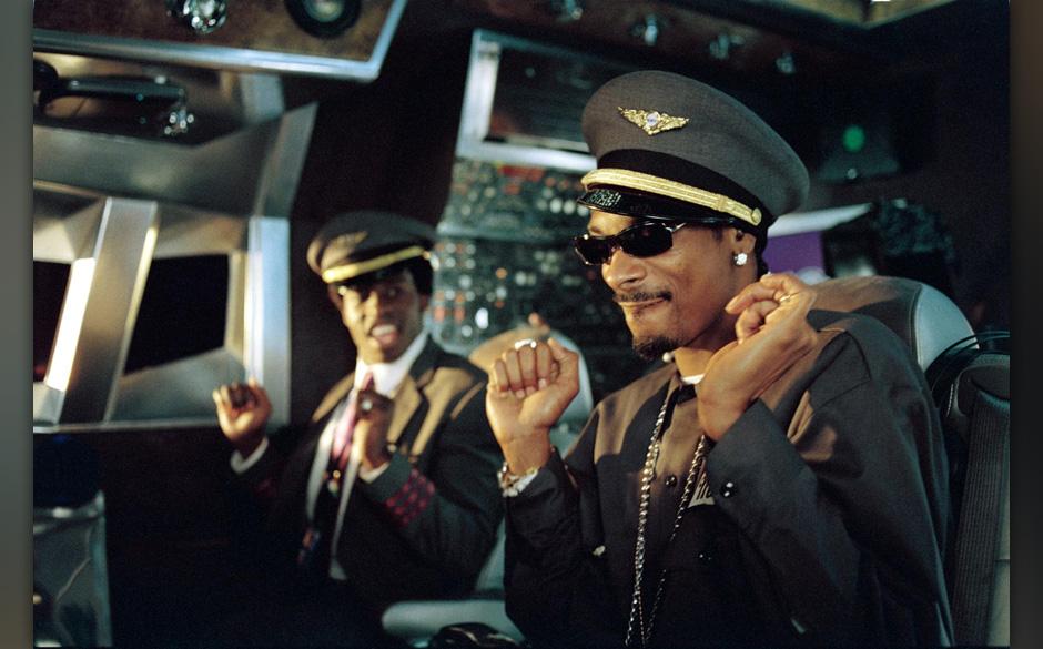 Snoop Dogg: 16-mal schon nominiert gewesen. Ob Reggae oder Rap. Nie hatte er eine Chance.