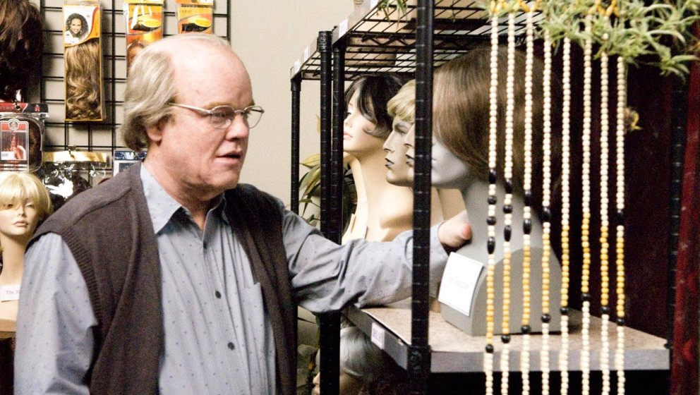 11. Synecdoche, New York (2008). Die Figuren des Autors und Regisseurs Charlie Kaufman reiben sich auf in ihrem Selbsthass; h
