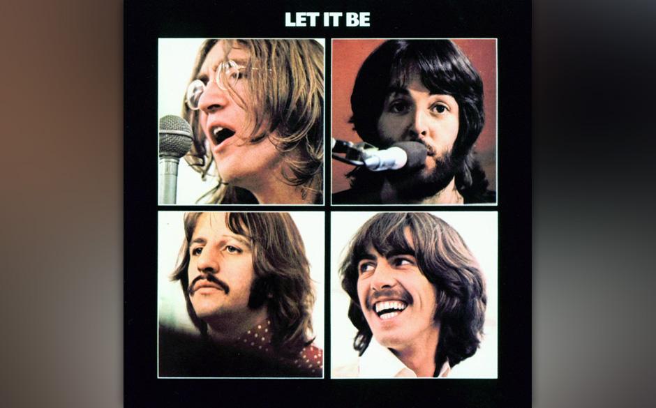 """92. """"Dig A Pony"""" Autor: Lennon, Aufgenommen: 22., 24., 28. und 30. Januar, 5. Februar 1969, Veröffentlicht: 8. Mai 1970,"""