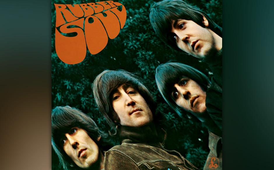 """75. """"Think For Yourself"""" Autor: Harrison, Aufgenommen: 8. November 1965, Veröffentlicht: 7. Dezember 1965, nicht als Sin"""