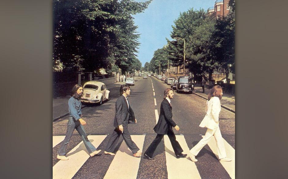 """77. """"Because"""" Autor: Lennon, Aufgenommen: 1., 4. und 5. August 1969, Veröffentlicht: 26. September 1969, nicht als Singl"""