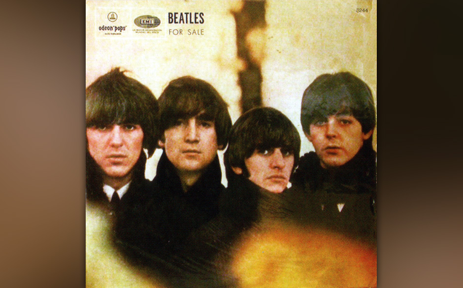 """79. """"I'll Follow The Sun"""" Autor: McCartney, Aufgenommen: 14. Oktober 1964, Veröffentlicht: 13. November 1964, nicht al"""