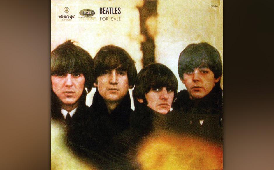 """91. """"Every Little Thing"""" Autor: McCartney, Aufgenommen: 29. und 30. September 1964, Veröffentlicht: 13. November 1964, n"""