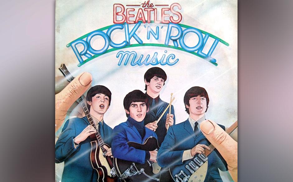 """71. """"I'm A Loser"""" Autor: Lennon, Aufgenommen: 14. August 1964, Veröffentlicht: 13. November 1964, B-Seite (""""Rock'n"""
