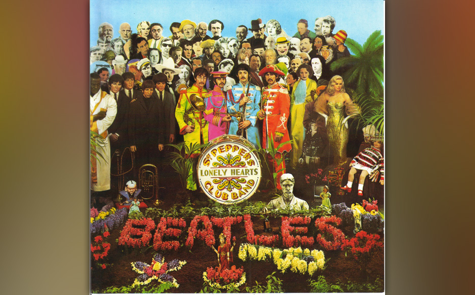 """82. """"She's Leaving Home"""" Autor: McCartney, Aufgenommen: 17. und 20. März 1967, Veröffentlicht: 30. Mai 1967, nicht al"""